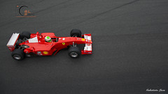 "Ferrari F2001 M. Schumacher • <a style=""font-size:0.8em;"" href=""http://www.flickr.com/photos/144994865@N06/35607632625/"" target=""_blank"">View on Flickr</a>"