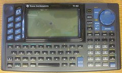 TI-92.dead (rickpaulos) Tags: ti graphing calculator