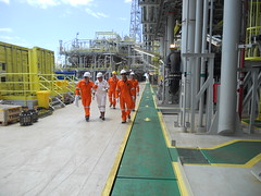 Offshore Cape Three Points (An energy company) Tags: azienda compagnia ghana company singapore kufuor 2017 octp fpso people production