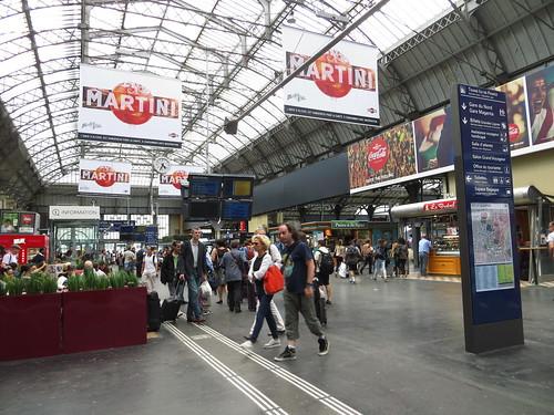 20160626 26 Jakobus Heimfahrt Bahnhof Gare Montparnasse