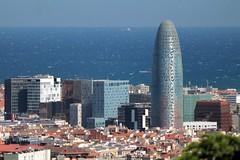 Agbar Tower (Thomas Schirmann) Tags: barcelone barcelona espagne spain españa catalogne catalonia torreagbar touragbar agbartower