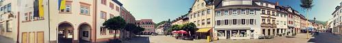 Waldkirch / Elztal, Marktplatz