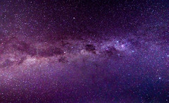 Capturing the Milky Way (Merrillie) Tags: science galaxy glitter purple starfield beauty space background starlight panoramic outerspace vast stellar shine night cosmic starry astrophotography outdoor star milkyway nature outer scene wayd astronomy beautiful astrology dark sky universe nebula atmosphere milky cosmos infinite exposure