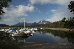 """Colter Bay Marina • <a style=""""font-size:0.8em;"""" href=""""http://www.flickr.com/photos/63501323@N07/34136926463/"""" target=""""_blank"""">View on Flickr</a>"""
