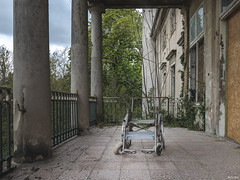 Pflegeheim H.E. (Strange Artifact) Tags: fuji fujifilm x30 acr pflegeheimhe germany urbex urban exploration decay abandoned