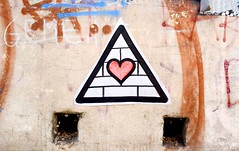 Paste-Up (zoe sarim) Tags: germany hamburg streetart pasteup