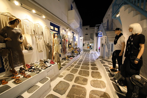 2017-05-20 熊喵希臘蜜月行 - Mykonos Town