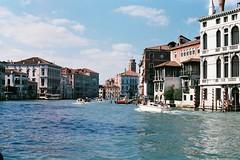 Venice, Italy (vivienne_le) Tags: venice italy europe travel gondolier boat gondola water island