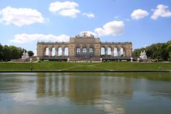 Schönbrunn Gloriette (misseka) Tags: austria vienna schönbrunn gloriette