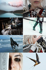 Ciri Aesthetic Collage - Witcher (DrosselTira) Tags: ciri alternative look witcher 3 iii wild hunt game videogame poland fantasy cirilla riannon cintra flame lion cub alter outfit dlc version costume cosplay cosplayer falka assassin king cat school medallion strigo striga ziraeal zirael swallow mage witch heart stone blood wine books book novel cd projekt red cdprojektred project lady world zerrikanian armor armour zerrikania wiedźmin mood board aesthetic aesthetics collage collages