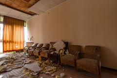 Hotel Sconosciuto (tobi_urbex) Tags: urbex urban exploration abandoned abbandono architecture abbandonato hotel decay nature decadenza verfall italy