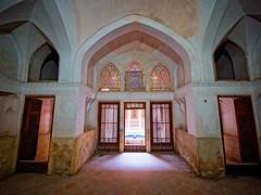 Abbasi historic house, Kashan, Iran (CamelKW) Tags: 2017 iran isfahan kashan abbasihistorichouse