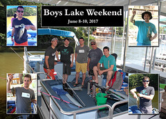 Boys Lake Weekend 2017 (Mr_Camera71) Tags: lake ozarks son fishing fish missouri boat aedimages canon