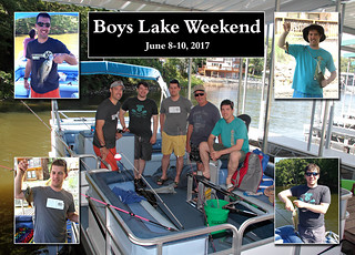 Boys Lake Weekend 2017