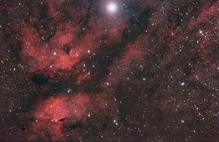 IC1318 - Gamma Cygni