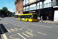 515-01 (Ian R. Simpson) Tags: hf57bkn alexanderdennis enviro200 yellowbuses ratp ratpgroup bus 515