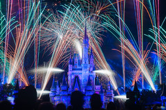 Magic Kingdom - Happily Ever After Fireworks (Dude with a Canon) Tags: disneymay2017trip wdw disney fireworks happilyeverafter magickingdom sonya7 mainstreetusa disneyworld