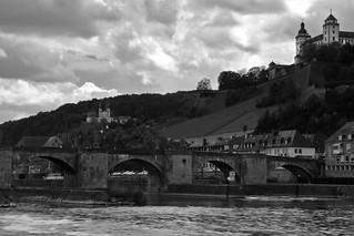 Alte Mainbrücke 1 / Old Main Bridge 1, Würzburg