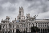 The Madrid City Hall