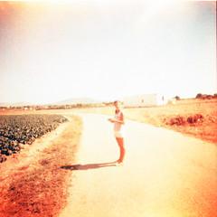 Mum (motagirl2) Tags: spain holidays lomography filmphotography film ishootfilm istillshootfilm filmisnotdead xpro crossprocess mediumformat 120mm yecla murcia