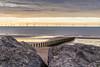 Wind farm (Photo_stream_this) Tags: wind turbines sea shore beech groins lincolnshure
