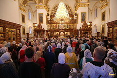 012. The Feast of All Saints of Russia / Всех святых Церкви Русской 18.06.2017