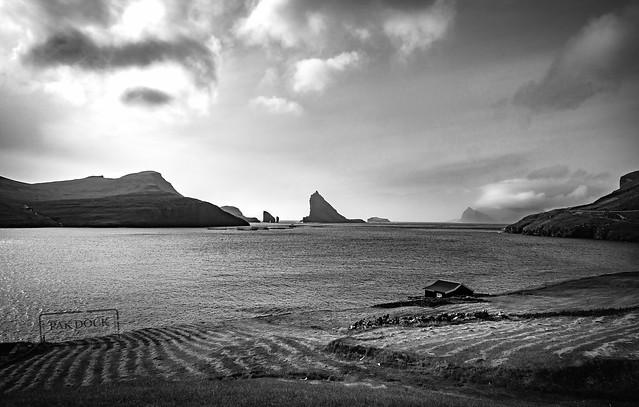 A house in Bøur - Faroe Islands