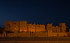 20170413 Ouarzazate 119 (blogmulo) Tags: night ouarzazate morocco kasbah maroc architecture longexposure travel taourirt