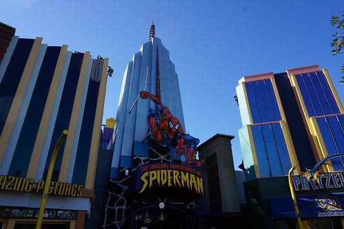 "Universal Studios, Florida: The Amazing Adventures of Spider-Man • <a style=""font-size:0.8em;"" href=""http://www.flickr.com/photos/28558260@N04/34587920582/"" target=""_blank"">View on Flickr</a>"