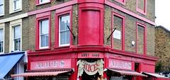 130 Years Living Next Door To Alice (standhisround) Tags: windows windowswednesday hww portobelloroad junk shops antiques alices