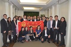 武汉市政府代表团到访,华创会纽约专场招才引智