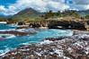 Mermaid Cave (Geoff Sills) Tags: mermaid cave caves oahu hawaii travel photography hdr high dynamic range landscape ocean pacific wide angle nikon d700 35mm 14g illumeon digital illumeondigital geoffrey william sills geoff