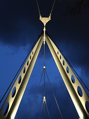 Brücke in Essen . #museumfolkwang #rüttenscheid #brücke (Stefan Bohlmann) Tags: essen museumfolkwang rüttenscheid brücke