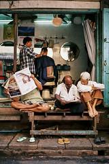 """Street Life"" (Yeow8) Tags: yangon myanmar leicam6 voigtlander35mmf14 agfavista200 film filmphotography filmphotographer leicaphoto leicafilmcamera filmisnotdead filmcommunity ishootfilm streetphotography streetphotographer streetlife streetportrait street portraiture"