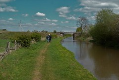 Sunday canal walk (Trev 'Big T' Hurley) Tags: coventrycanal lewis adam sons