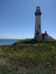 By the sea (rwchicago) Tags: pescadero pigeonpoint lighthouse pacificocean coastline