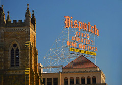 dispatch sign (brown_theo) Tags: columbus dispatch ohio newspaper downtown neon historic