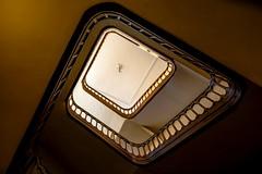 """""""P"""" comme..... (Isa-belle33) Tags: escalier stairs house maison urban urbain city ville light lumière shadow ombre indoor interior intérieur fuji fujifilm aquitaine nouvelleaquitaine fujixt1 limoges"""