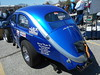 "1956 Volkswagen Beetle ""CheVWagon"" (splattergraphics) Tags: 1956 volkswagen beetle vw volksrod altered ba dragcar chevwagon moribros gasser carshow southernknightsrodcustomcarclub charlottehallmd"