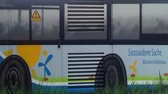sssssaubere Sache (ღ eulenbilder - berti ღ) Tags: elektrobus ladestation graffiti malerei stadtwerke smoenova illustration auftragsmalerei