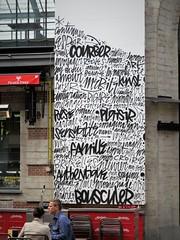 Denis Meyers / Bruxelles - 14 mei 2017 (Ferdinand 'Ferre' Feys) Tags: bxl brussels bruxelles brussel belgium belgique belgië streetart artdelarue graffitiart graffiti graff urbanart urbanarte arteurbano denismeyers