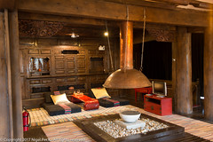 The Fireplace and Tea Table (Pexpix) Tags: banyantree farmhouse fireplace ringhavalley shangrila tea tibetian tibetianstyle indoors diqingzangzuzizhizhou yunnansheng china