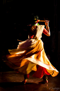 Kathak Performance at the Vasant Utsav - Chennai