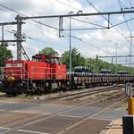 20170531 DBC 6414 + staaldraad, Almelo thumbnail