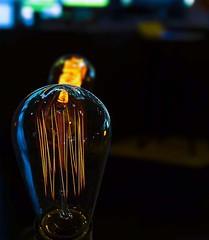 A Lâmpada / The light bulb (jadc01) Tags: abstract d3200 light luzesombra nikon nikon18140mm objetos