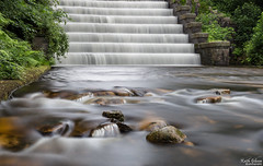 Angelzarke Overflow (wiganworryer) Tags: keith gibson wiganworryer canon 6d full frame 2017 photo photography image picture 16 35 f4 is zoom lens wide angle l series hoya neutral density nd filter stopper stop 9 nine 500 angelzarke reservoir overflow river stream yarrow rivington lower north west england uk