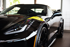 Corvette C7 Grand Sport (Max_CRT) Tags: chevrolet corvette grandsport c7 v8 chassay tours musclecar supercar
