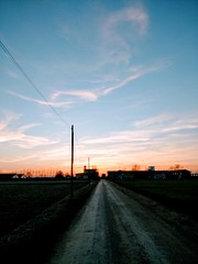 IMG_20170225_180222 (storvandre) Tags: storvandre lombardia lombardy countryside campagna nature landscape road zibido milano parco agricolo