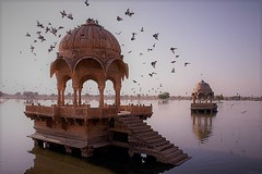 Jaisalmer Amar Sagar (RC Radha) Tags: india tour travel places indian jaisalmer tourist beautiful place water view world photography photoshoot photographylovers photographers photo nature amazing monument