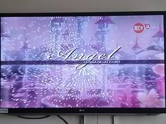 Angel, la Niña de las Flores (hernánpatriciovegaberardi (1)) Tags: canal 13 chile rec 30 mayo 2017 claro angel la niña de las flores